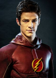 #TheFlash - Barry Allen - Grant Gustin