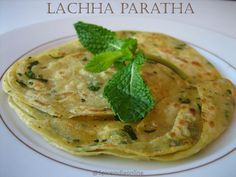 Lachha Paratha recipe/ how to make lachha paratha /lachha Parantha / Indian Bread / Laccha Parantha / Parotta / Paratha / Flat bread / Punjabi Laccha / Whole Wheat laccha / Atta Bread / Godhumai Parotta / North Indian flat breads / Vegetarian recipes Pakora Recipes, Paratha Recipes, Mixed Vegetables, Indian Flat Bread, Indian Breads, Easy Indian Recipes, Ethnic Recipes, Vegetable Pakora, Kitchens
