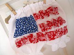 Patriotic Bloomers
