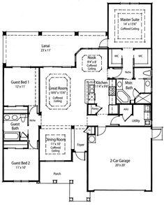 Plan 33005ZR: Energy Saving Home Plan