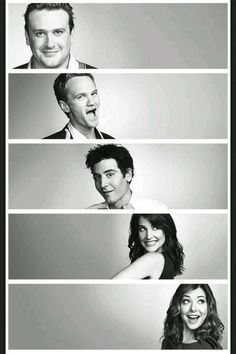 How i meet your mother <3