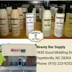💥New Retail Location Alert!💥 Hello👋🏾 to our awesome Hydratherma Naturals customers in Fayetteville, NC. You can now buy your Hydratherma Naturals goodies at  Beauty Bar Supply! @thebeautybar ❤️ Be sure to stop in tomorrow 9/29 for their ribbon cutting ceremony and get your Hydratherma Naturals deluxe samples on Sat 9/30 at their actual grand opening celebration / Day party. On Sat you will also receive 15% off your Hydratherma Naturals products!!!  . Find a retail location near you…