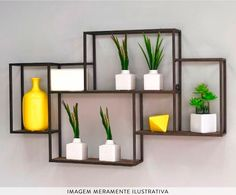 Home Decor Shelves, Wall Shelves Design, Wood Shelves, Shelf Wall, Storage Design, Wall Storage, Iron Furniture, Steel Furniture, Home Decor Furniture