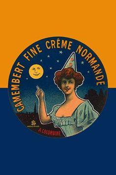 Camembert fine creme Normande