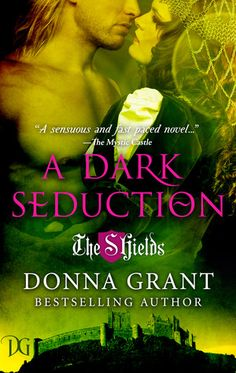A Dark Seduction (The Shields #3)  by Donna Grant