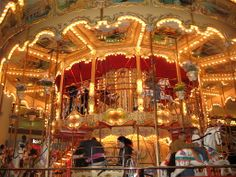 Merry Go Round Carousel - Bing Images