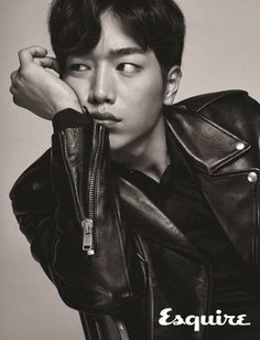 Actor Seo Kang Joon is ready for fall with Esquire