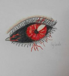 Tokyoghoul Eye