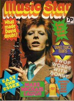 Music Star Magazine November 17th 1973
