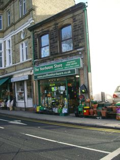 The Hardware Store, Padiham Aladdin's cave of a shop.  If you can't get it here then you probably don't need it!