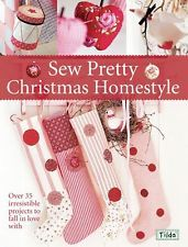 Tilda's Sew Pretty Christmas Homestyle - Pattern Booklet - Tone Finnanger