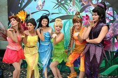 Fairies of pixie hollow☆