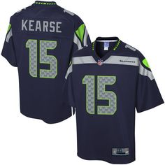 NFL Pro Line Men's Seattle Seahawks Jermaine Kearse Big & Tall Team Color Jersey