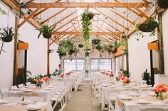 Inspirations plantes suspendues | Déco Mariage | Queen For A Day - Blog mariage