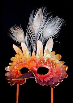The Fire Bird Mask by OakMyth