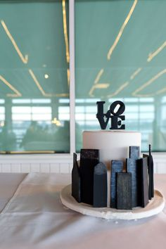 SUPER CUTE Nyc Themed Wedding Cake Jessamine Toledo Thembile Tebogo New York City 30th Birthday Party