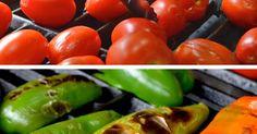 Grilled Tomato Salsa - https://www.pinterest.com/pin/313492824045333152/