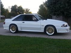 Foxbody Wheel Picture Thread - Page 205 - Ford Mustang Forums : Corral.net Mustang Forum