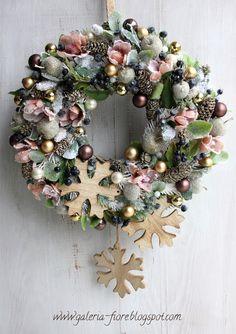 A na zakończenie... Christmas Ideas, Christmas Wreaths, Holiday Decor, Wedding, Home Decor, Holiday Wreaths, Xmas, Valentines Day Weddings, Decoration Home
