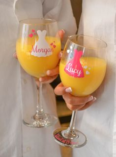 Hey, I found this really awesome Etsy listing at https://www.etsy.com/listing/168884603/bridesmaid-wine-glass-personalized