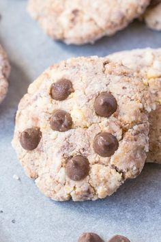 Healthy No Bake Cheesecake Cookies {gluten free}