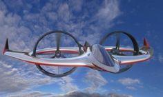 futuristic aircraft, AgustaWestland, Vertical Lift Aircraft, electric aircraft, helicopter, Project Zero, Future, AW609, Daniele Romiti by FuturisticNews.com