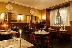 Den Gamle och Havet Restaurant   Vasastan   Stockholm
