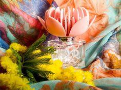 incisioni su vetro di Paola Brunetti: Profumo personalizzato