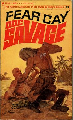 Doc Savage and his Amazing Crew can be found at the Book & Comic Picker eBay Store