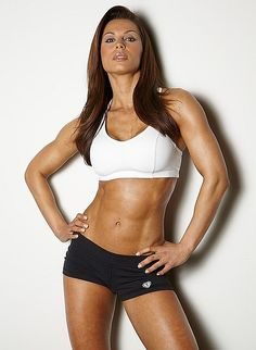 fitness women | Jelena Abbou-model fitness-fitness female