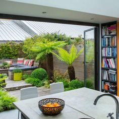 small-garden-designer-London