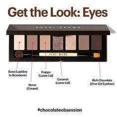 Bobbi Brown Holiday Makeup Collection 2013 Gift Set Here is. Bobbi Brown Makeup Looks, Dark Makeup, Thick Eyeliner, Gel Eyeliner, Makeup Tips, Beauty Makeup, Makeup Tutorials, Makeup Ideas, Eye Makeup