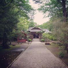 Eda Jinja , Miyazaki, Japan