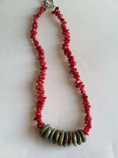 Big red by BellaMiJewelry on Etsy, $45.00