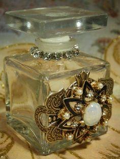 Perfume Bottle by breakforacoffee