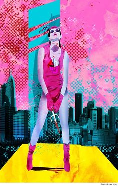 Elektra by Sean Anderson
