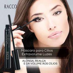 Review - Máscara para cílios Extravolume Racco