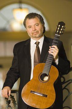 Manuel Barrueco - Classical Guitarist