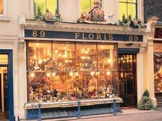 Floris London - Seller of fine fragrances, Royal Warrant-holder Floris was established in 1730 in London's well-to-do St James' district. Its original shop at 89 Jermyn Street is still open for business today, and it's just the place if you're looking for quality perfume.