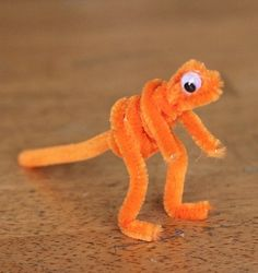 animals pipe cleaner