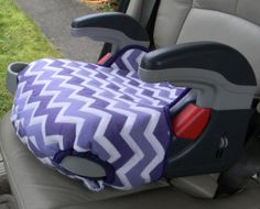 Graco booster seat covers padded and in colors and by berniea64, $25.00