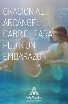 Oracion al Arcangel Gabriel Spiritual Messages, Spiritual Life, Fertility Quotes, Dear Lord, Life Advice, Prayers, Religion, Spirituality, Bible