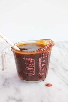 D.I.Y. SWEET BABY RAY'S --  Homemade Barbeque Sauce  Why make it at home?  No HFCS!  (If you care about that…..)