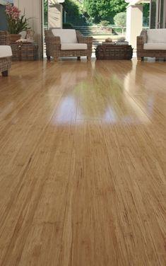 Naturally Bamboo 'Natural'  - Solid Strand Woven Bamboo Flooring