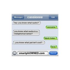 SmartphOWNED - Fail Autocorrects and Awkward Parent Texts ❤ liked on Polyvore featuring funny, quotes, text, words, lol, phrase and saying