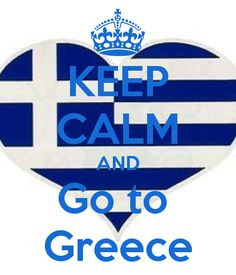 Go to Greece. The most beautiful and most colorful country in the world ! Adventure Bucket List, Keep Calm Quotes, Paradise On Earth, Archaeological Site, Greece Travel, Crete, Greek Islands, Things To Come, Country