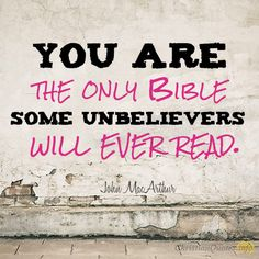 Image of: Powerful Daily Devotional Ways To Wear The Bible John Macarthur christianquote Christian Faith Pinterest 846 Best Encouraging Christian Quotes Images Bible Verses