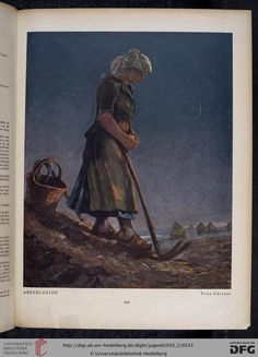 Jugend, German illustrated weekly magazine for art and life, Volume 25.2, 1920.