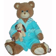 16 Adorable Plush GET WELL SOON Teddy Bear BOUNCE BACK JACK Soft  CuddlyIllnessHOSPITALIZATIONBrighten SOMEONES DAY SICKNESSILLNESSBOYBlue by KG * Click on the image for additional details.
