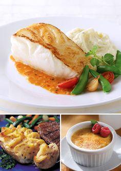 OMAHA STEAKS Chilean Sea Bass Dinner